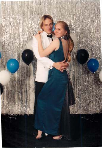 Senior Prom... (with my best friend, not my boyfriend)