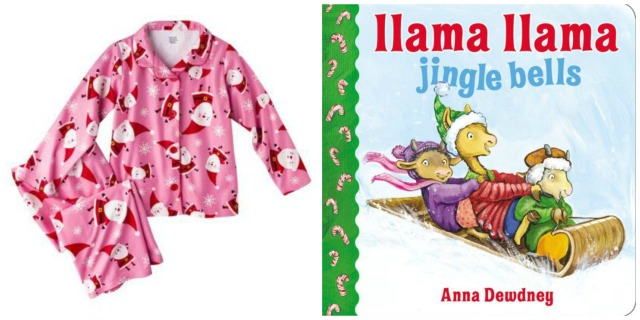 Christmas Tradition Jammies & Book